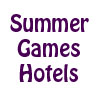 Winter & Summer Games hotels